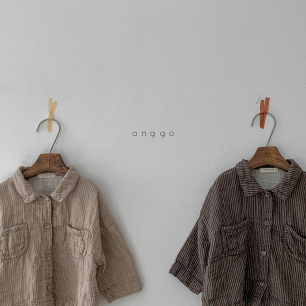 ANGGO - Korean Children Fashion - #Kfashion4kids - Kush Blouse - 6
