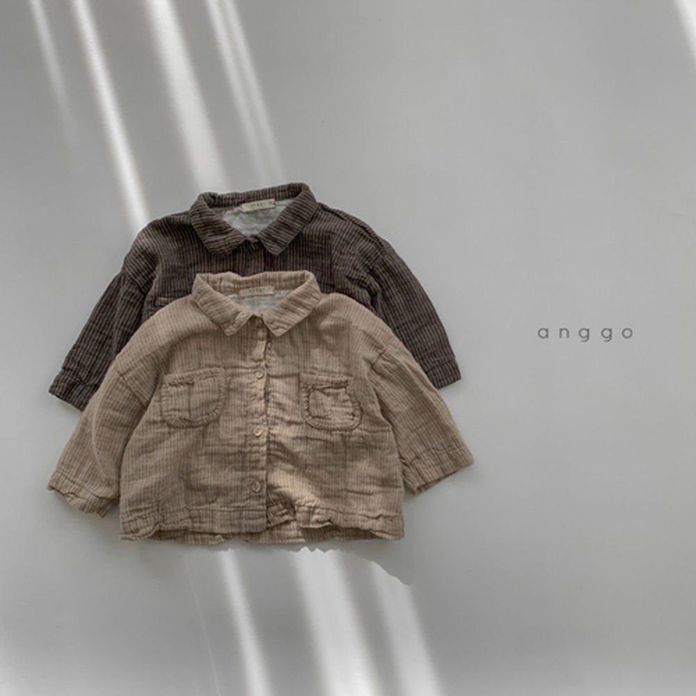 ANGGO - Korean Children Fashion - #Kfashion4kids - Kush Blouse - 8