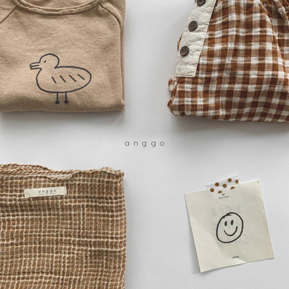 ANGGO - Korean Children Fashion - #Kfashion4kids - Duck Tee - 12