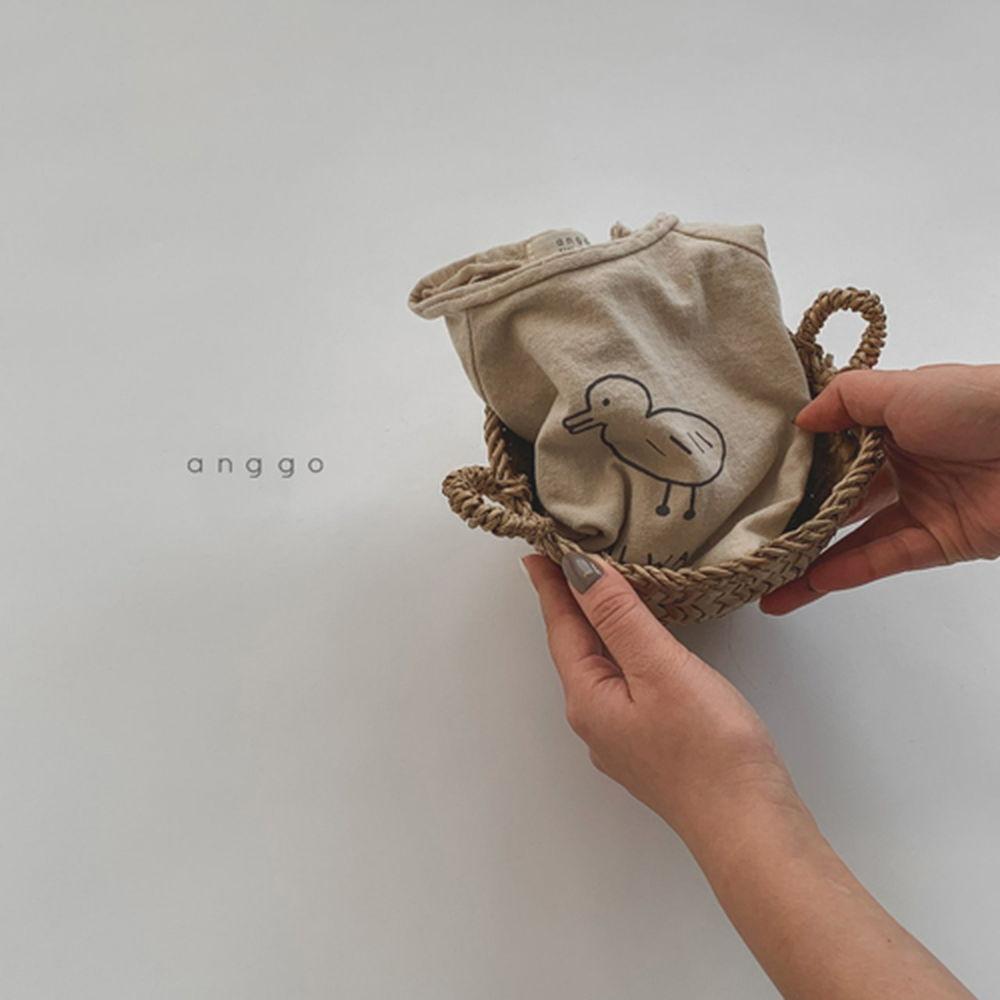 ANGGO - Korean Children Fashion - #Kfashion4kids - Duck Tee - 8