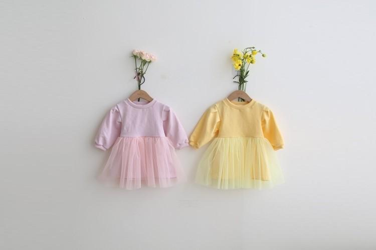 AOSTA - BRAND - Korean Children Fashion - #Kfashion4kids - Spring One-piece