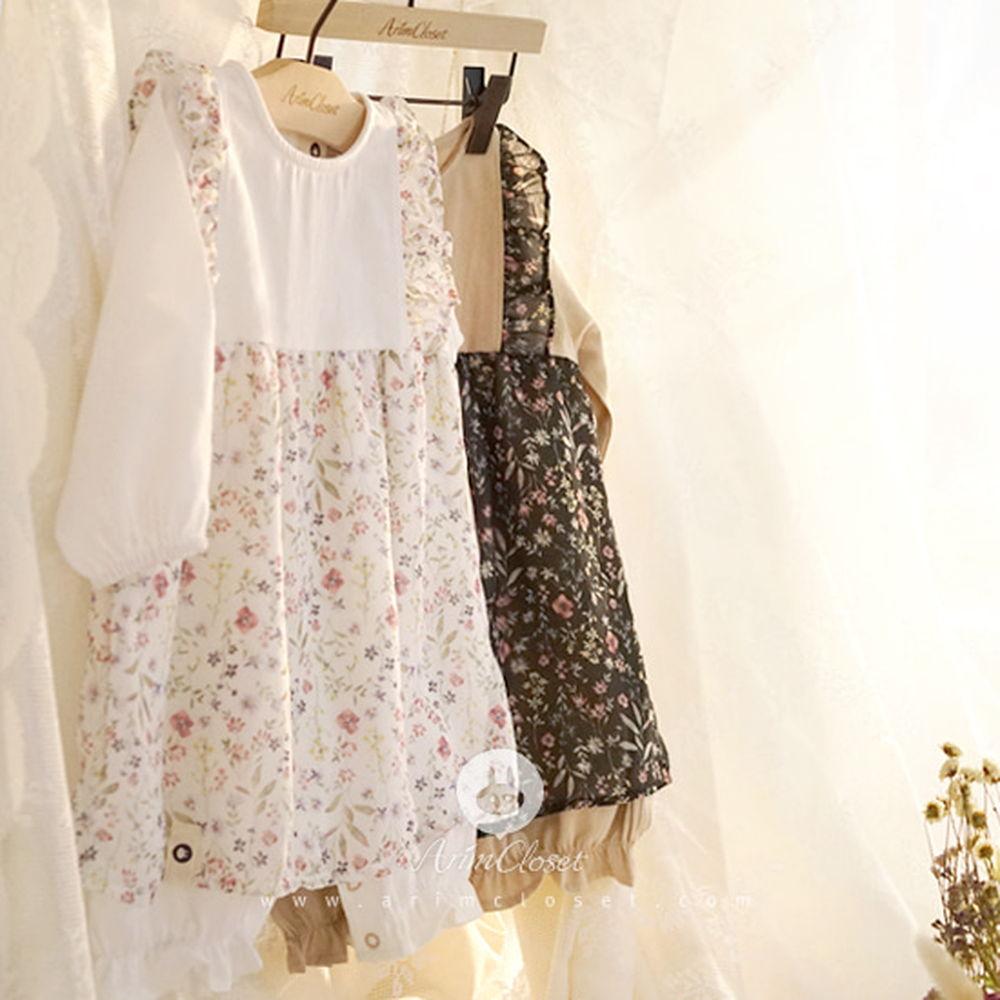 ARIM CLOSET - BRAND - Korean Children Fashion - #Kfashion4kids - Chiffon Bodysuit