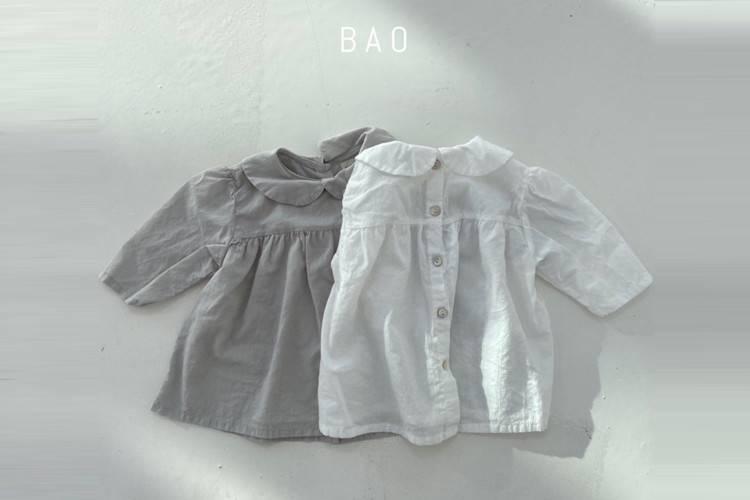 BAO - BRAND - Korean Children Fashion - #Kfashion4kids - Sweet Blouse