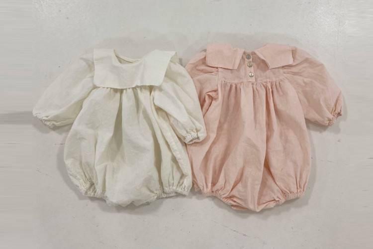 BAO - BRAND - Korean Children Fashion - #Kfashion4kids - Sailor Bodysuit