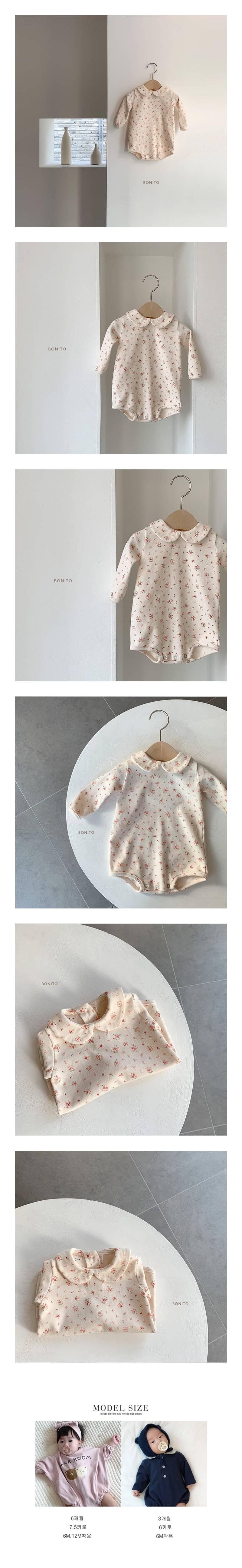 BONITO - Korean Children Fashion - #Kfashion4kids - Lila Bodysuit