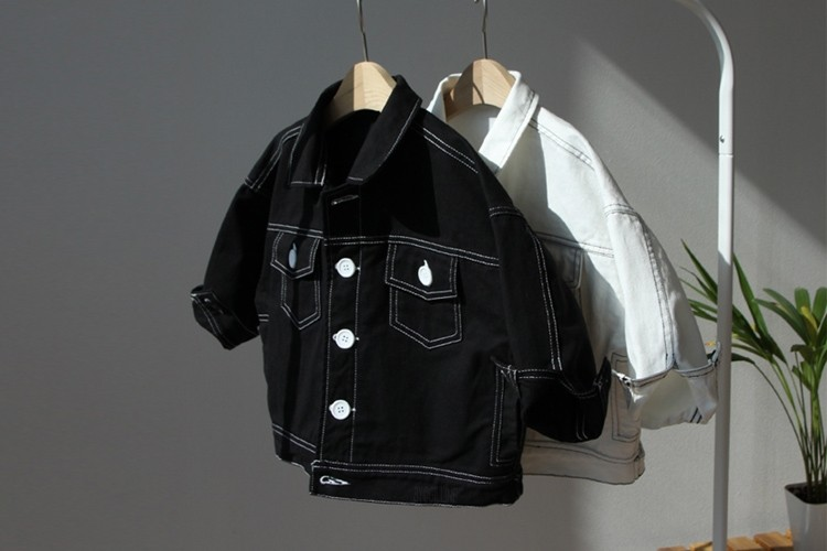 CREAMCOK - BRAND - Korean Children Fashion - #Kfashion4kids - Cotton Jacket