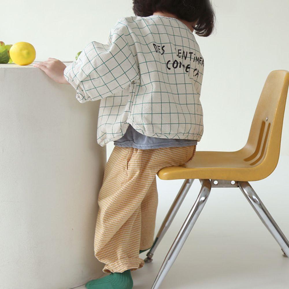 GUNO - BRAND - Korean Children Fashion - #Kfashion4kids - Bobo Short Jacket