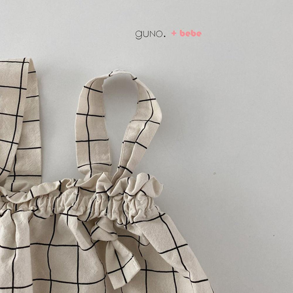 GUNO - Korean Children Fashion - #Kfashion4kids - Bebe String Boomer - 10