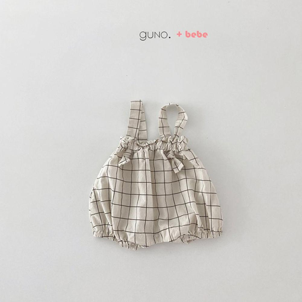 GUNO - Korean Children Fashion - #Kfashion4kids - Bebe String Boomer - 9