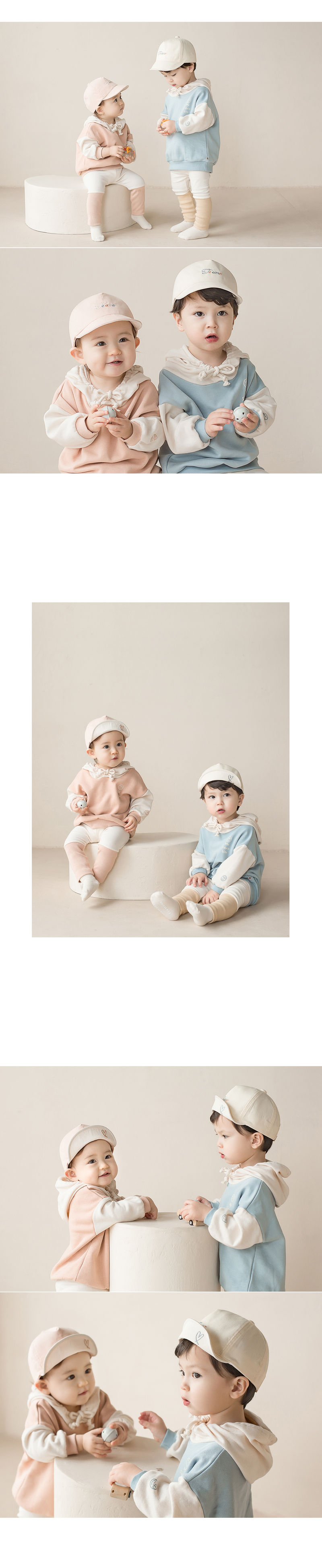 HAPPY PRINCE - Korean Children Fashion - #Kfashion4kids - Miel Baby Cap - 2