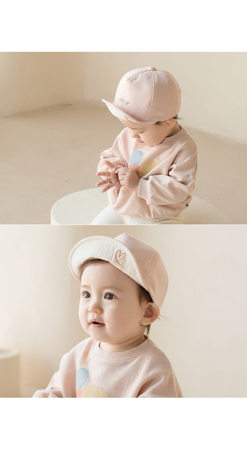 HAPPY PRINCE - Korean Children Fashion - #Kfashion4kids - Miel Baby Cap - 5
