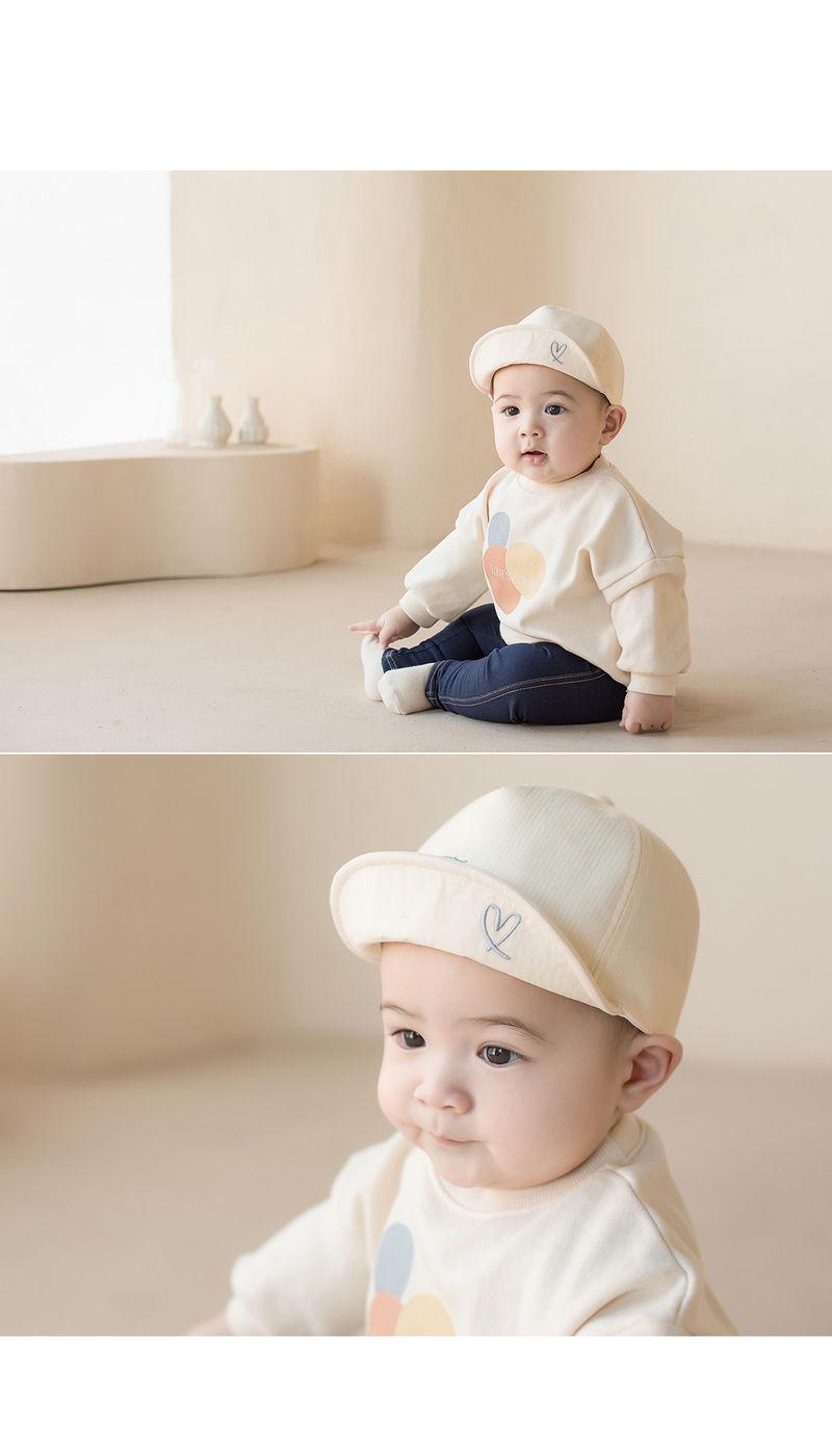 HAPPY PRINCE - Korean Children Fashion - #Kfashion4kids - Miel Baby Cap - 7
