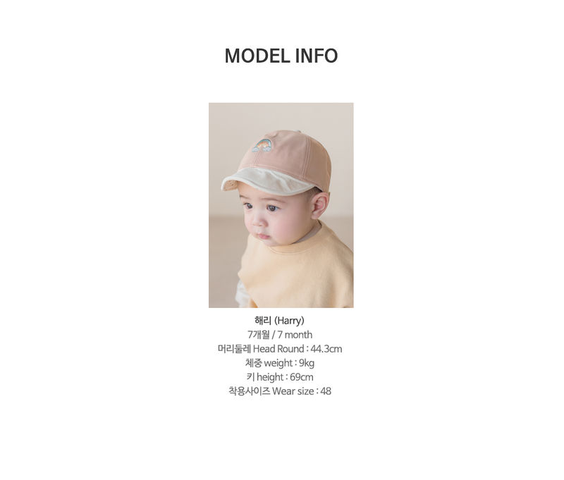 HAPPY PRINCE - Korean Children Fashion - #Kfashion4kids - Levin Wire Cap - 10