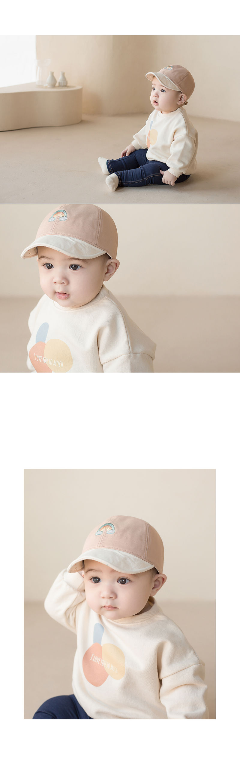 HAPPY PRINCE - Korean Children Fashion - #Kfashion4kids - Levin Wire Cap - 5