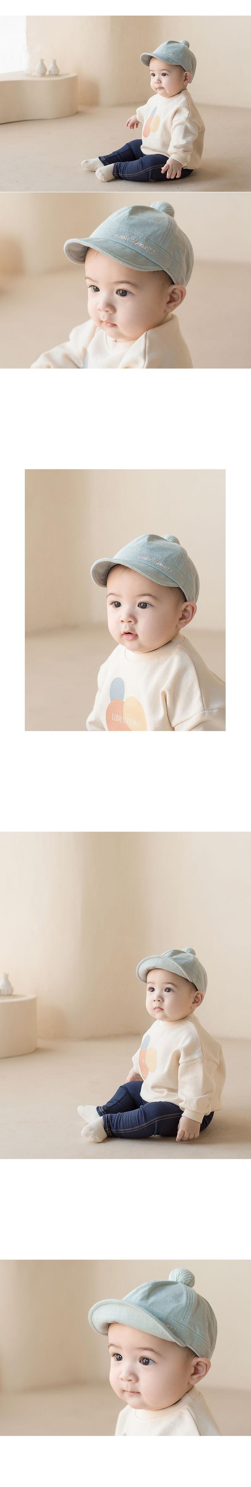 HAPPY PRINCE - Korean Children Fashion - #Kfashion4kids - Croquis Wire Cap - 2