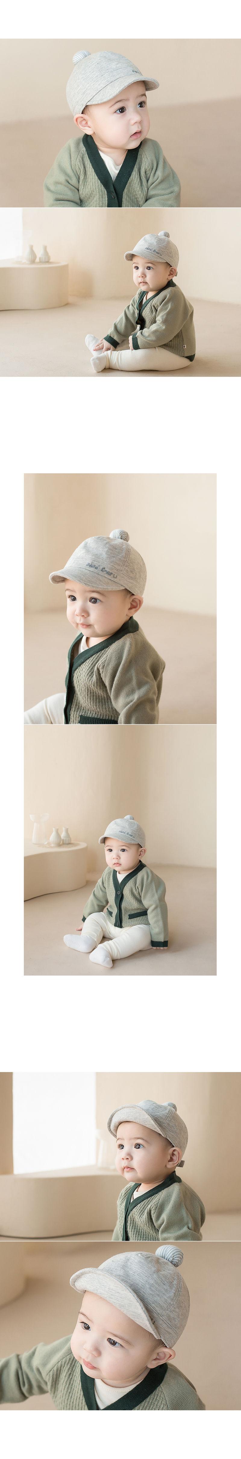 HAPPY PRINCE - Korean Children Fashion - #Kfashion4kids - Croquis Wire Cap - 5