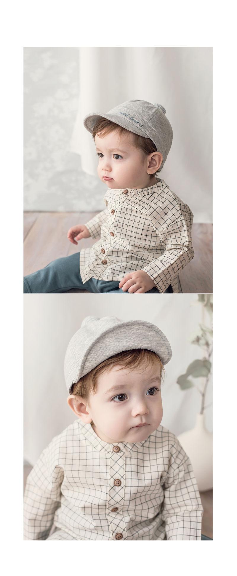 HAPPY PRINCE - Korean Children Fashion - #Kfashion4kids - Croquis Wire Cap - 6