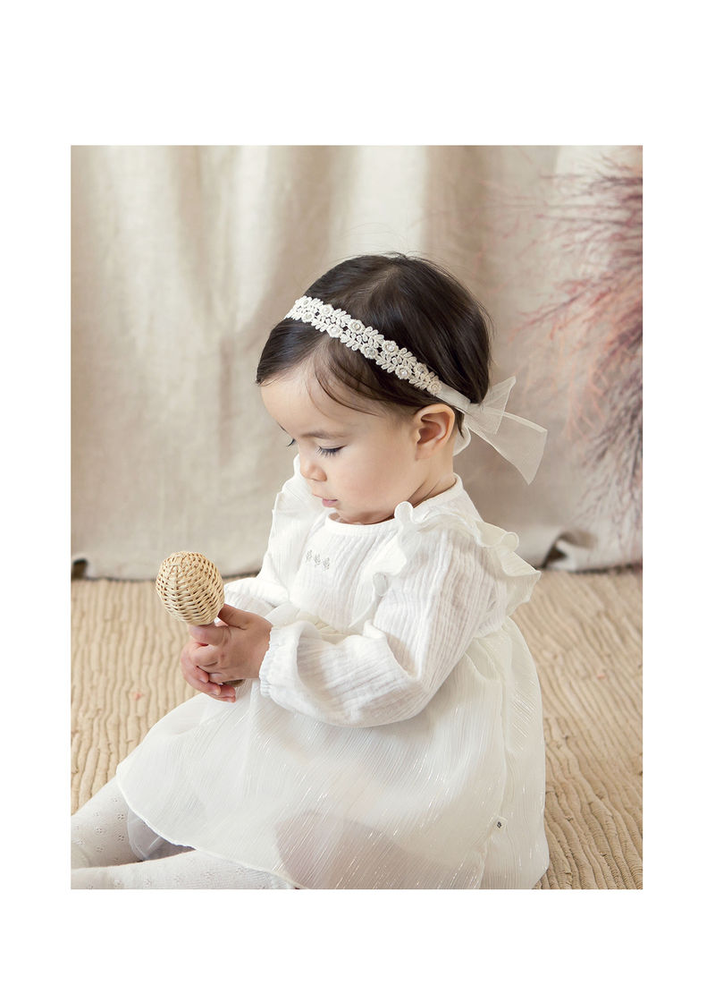 HAPPY PRINCE - Korean Children Fashion - #Kfashion4kids - Babara Lace Band [set of 5] - 6