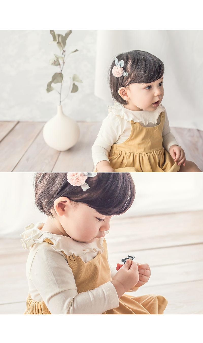 HAPPY PRINCE - Korean Children Fashion - #Kfashion4kids - Moro Frill Baby T - 5