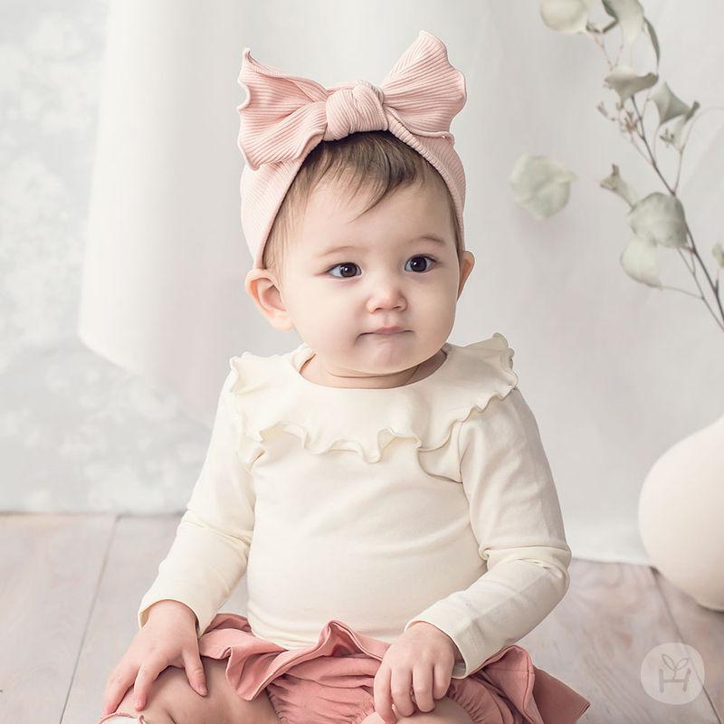 HAPPY PRINCE - BRAND - Korean Children Fashion - #Kfashion4kids - Moro Frill Baby T