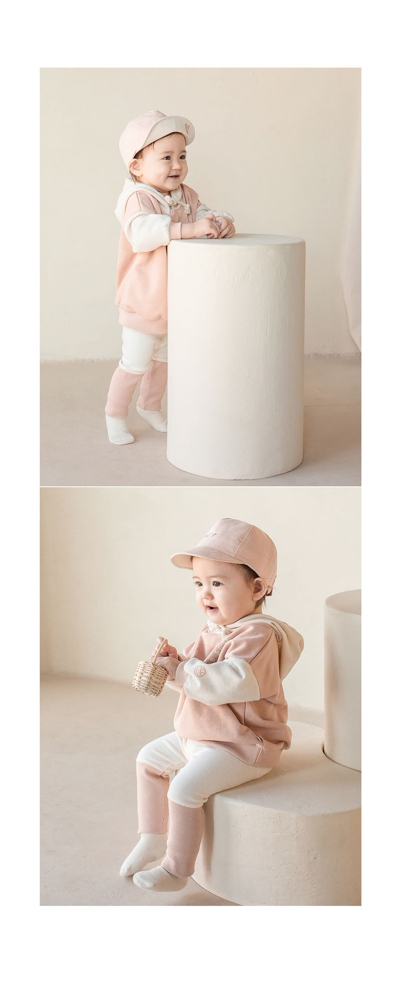 HAPPY PRINCE - Korean Children Fashion - #Kfashion4kids - Paul Baby Leggings - 3