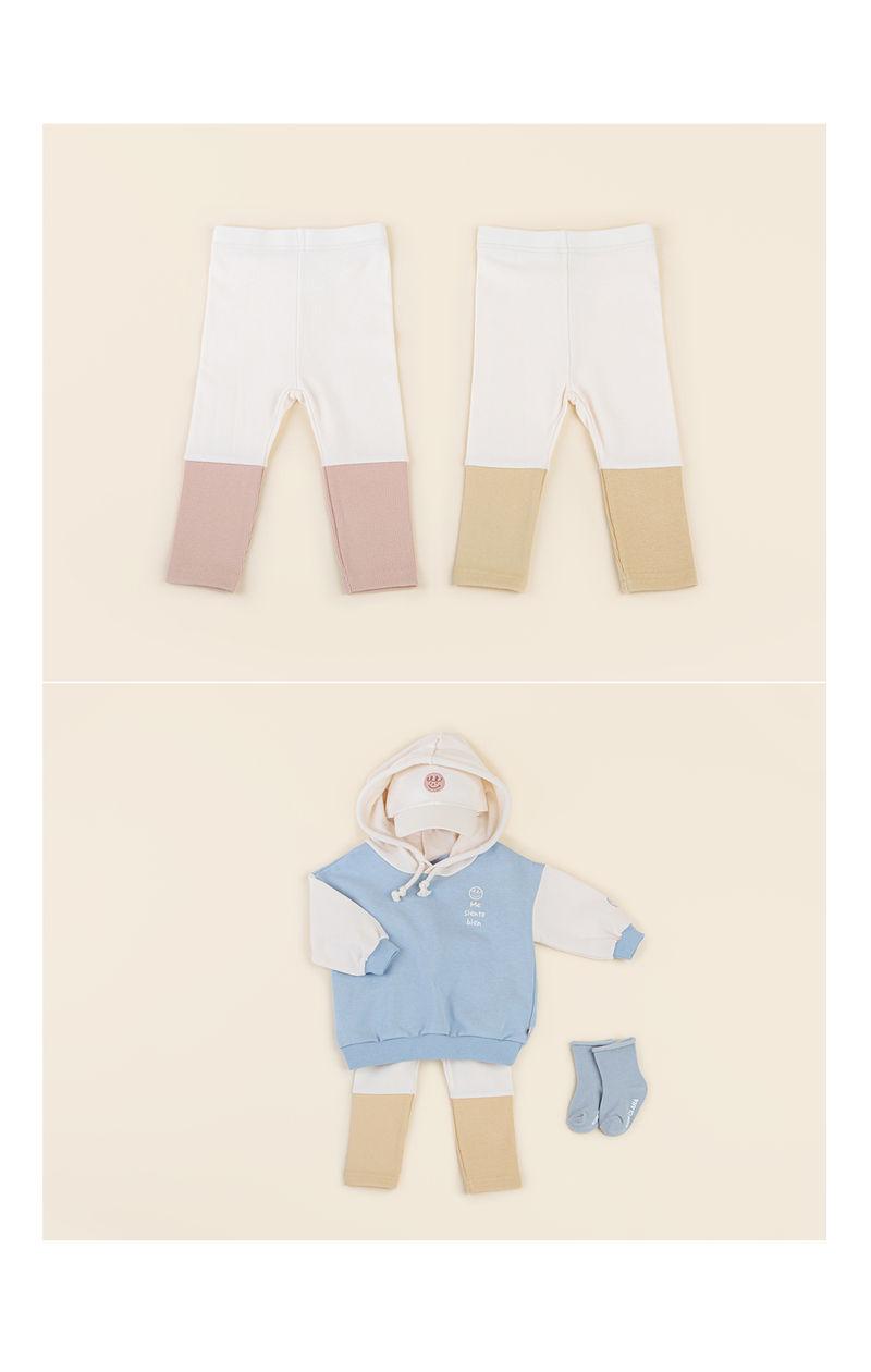 HAPPY PRINCE - Korean Children Fashion - #Kfashion4kids - Paul Baby Leggings - 5