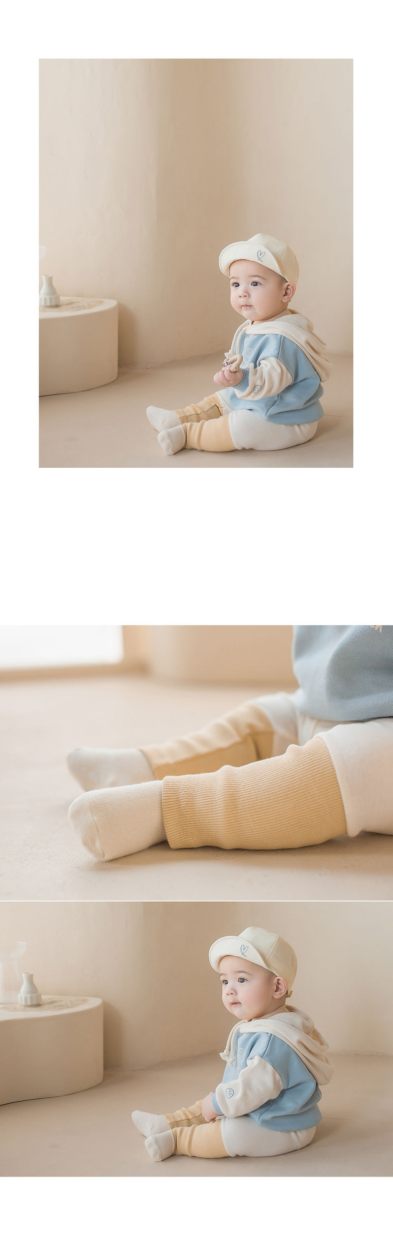 HAPPY PRINCE - Korean Children Fashion - #Kfashion4kids - Paul Baby Leggings - 6