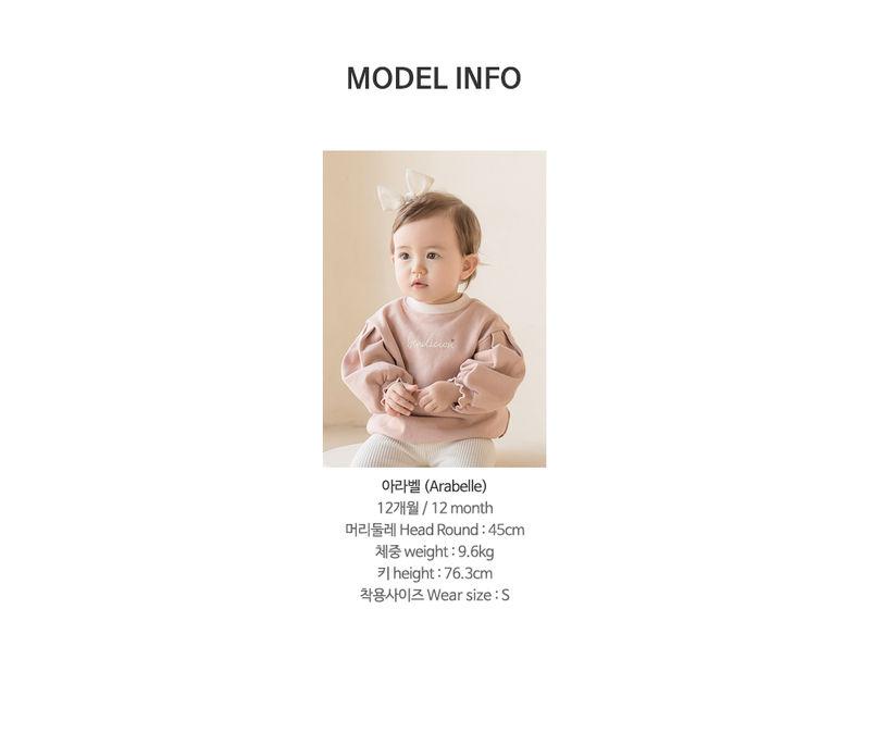HAPPY PRINCE - Korean Children Fashion - #Kfashion4kids - Nikita Baby Leggings - 10