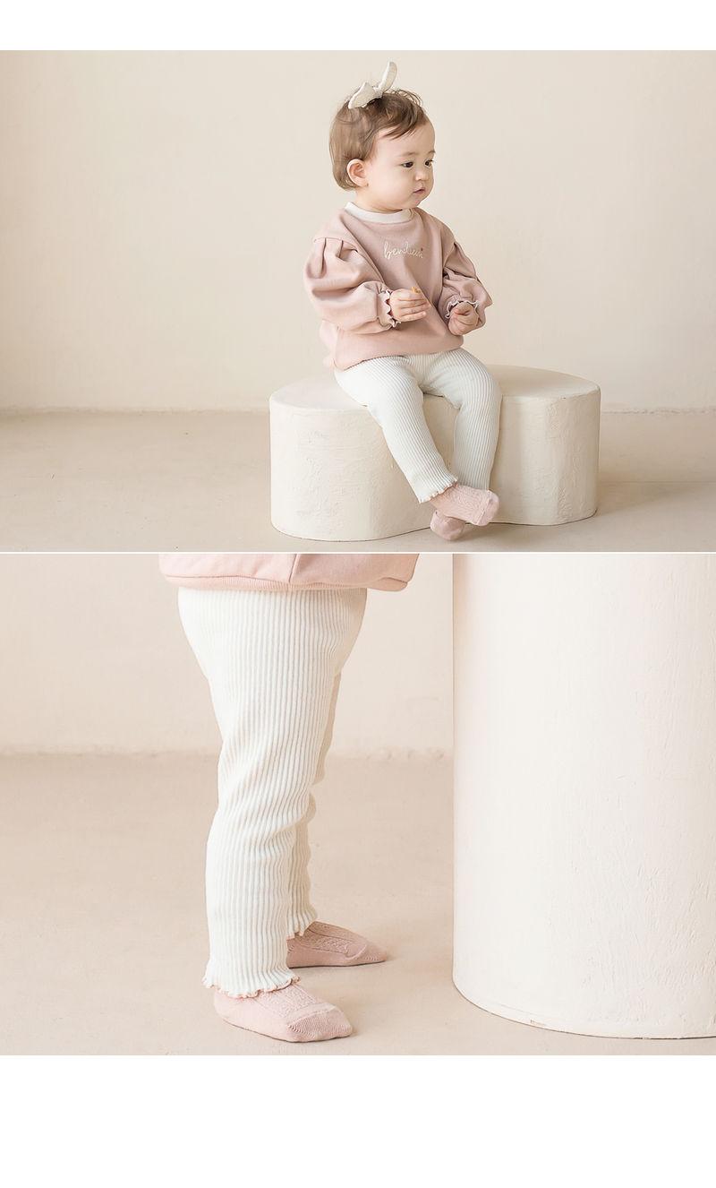 HAPPY PRINCE - Korean Children Fashion - #Kfashion4kids - Nikita Baby Leggings - 2