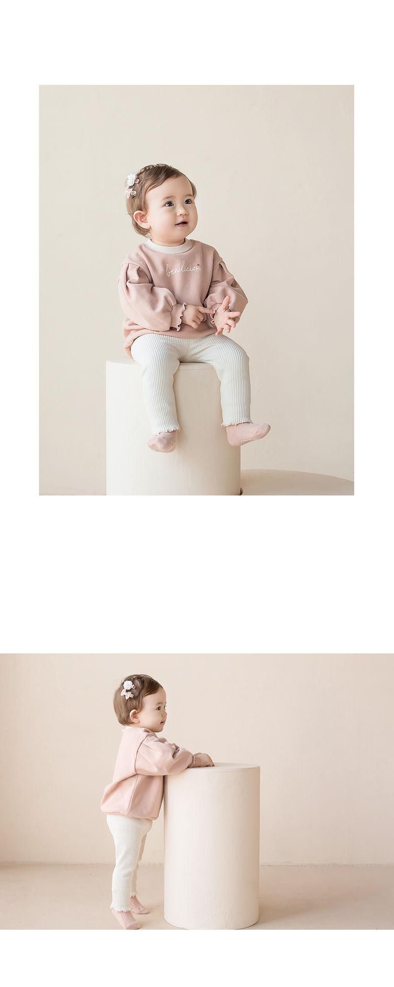 HAPPY PRINCE - Korean Children Fashion - #Kfashion4kids - Nikita Baby Leggings - 3