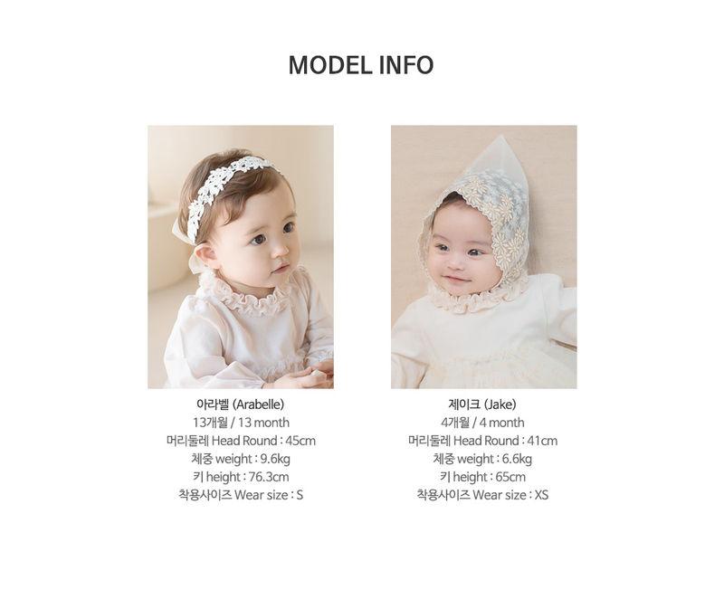 HAPPY PRINCE - Korean Children Fashion - #Kfashion4kids - Monju Bodysuit - 10