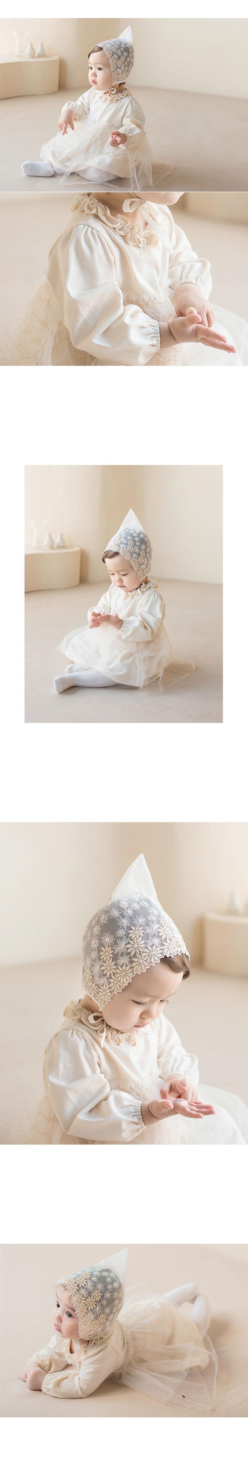 HAPPY PRINCE - Korean Children Fashion - #Kfashion4kids - Monju Bodysuit - 2