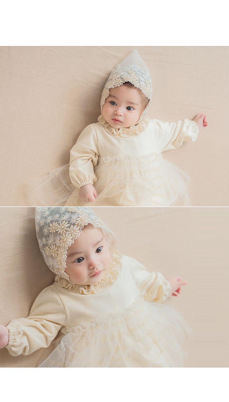 HAPPY PRINCE - Korean Children Fashion - #Kfashion4kids - Monju Bodysuit - 3
