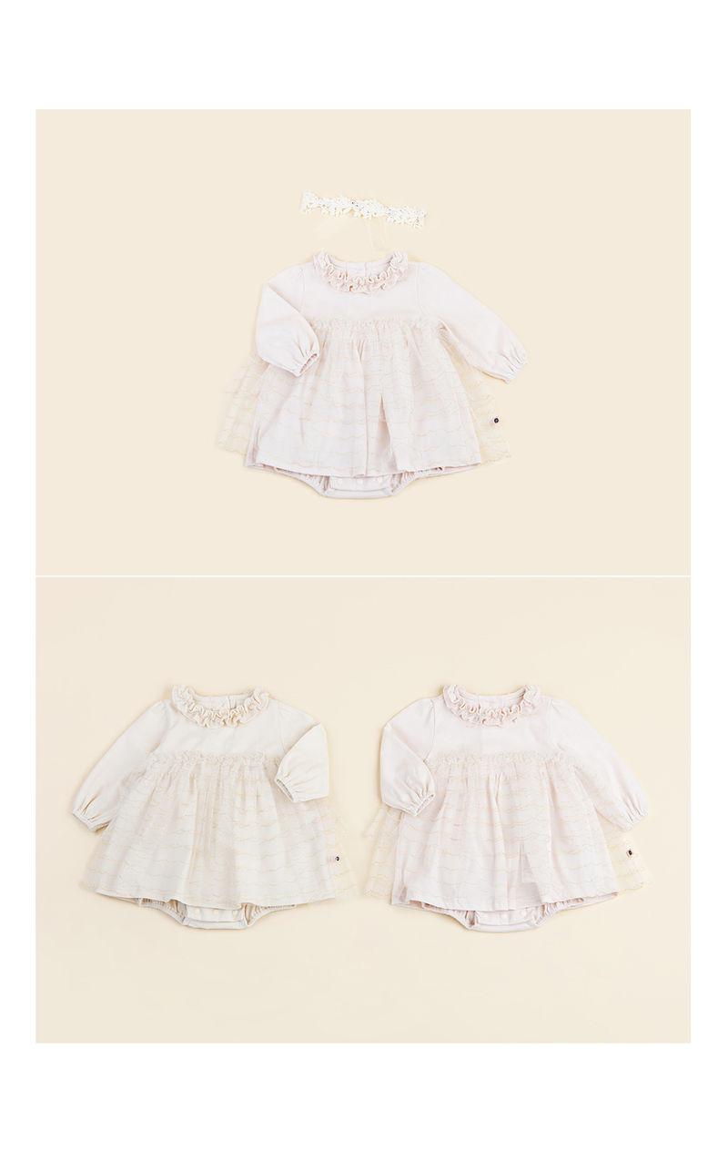 HAPPY PRINCE - Korean Children Fashion - #Kfashion4kids - Monju Bodysuit - 4