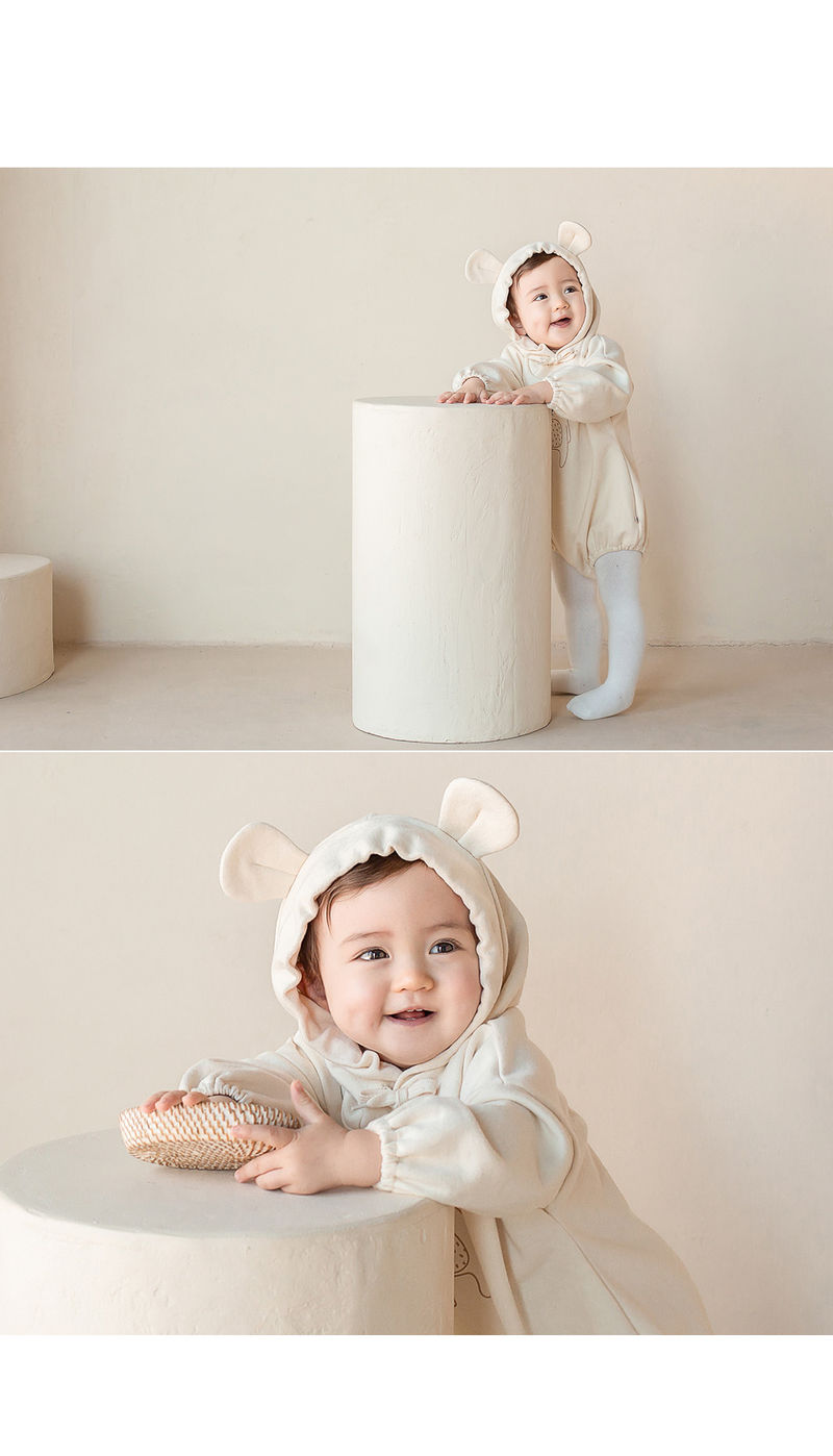 HAPPY PRINCE - Korean Children Fashion - #Kfashion4kids - Roha Coveralls - 3