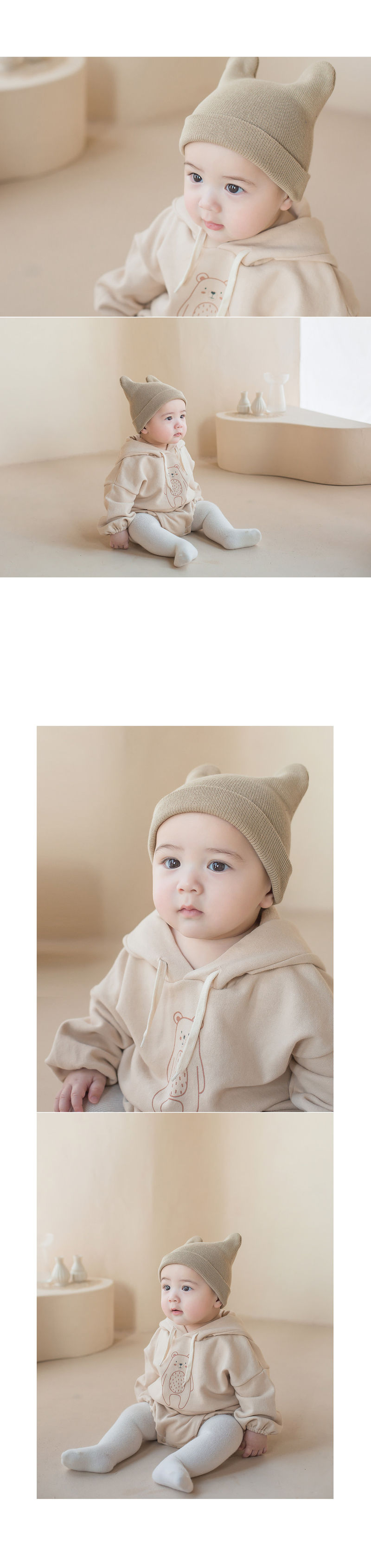 HAPPY PRINCE - Korean Children Fashion - #Kfashion4kids - Roha Coveralls - 5