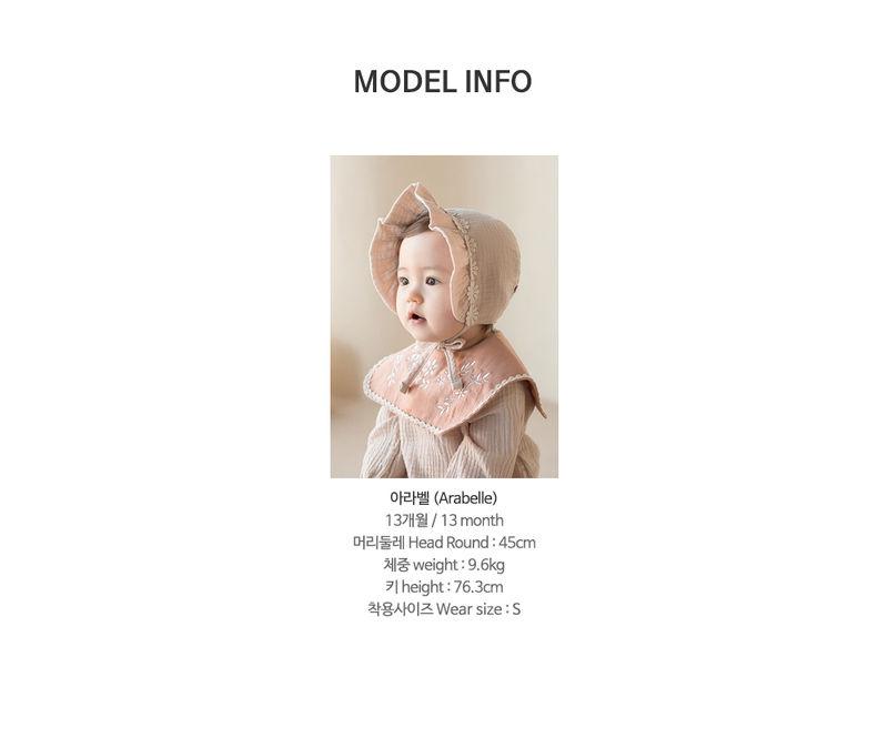 HAPPY PRINCE - Korean Children Fashion - #Kfashion4kids - Conell Bodysuit - 10