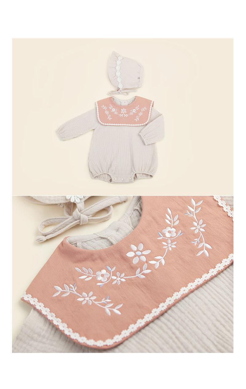 HAPPY PRINCE - Korean Children Fashion - #Kfashion4kids - Conell Bodysuit - 4