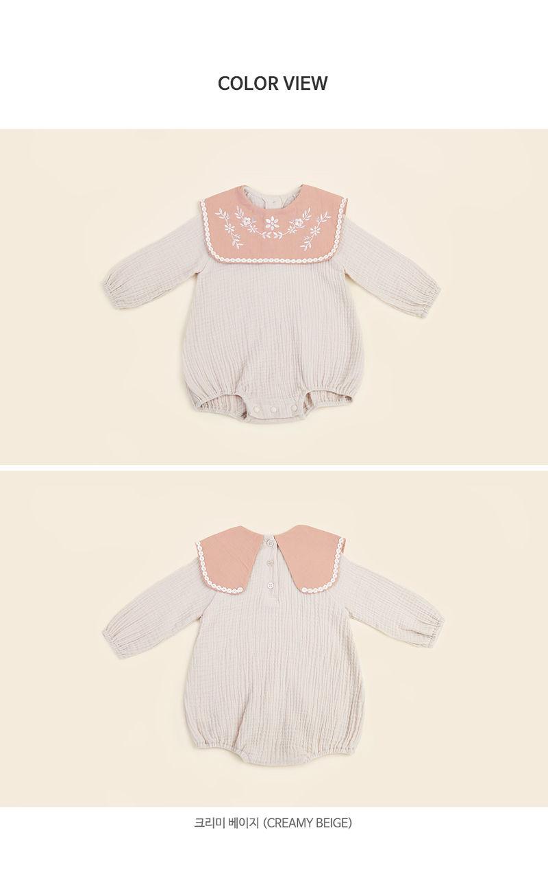 HAPPY PRINCE - Korean Children Fashion - #Kfashion4kids - Conell Bodysuit - 8
