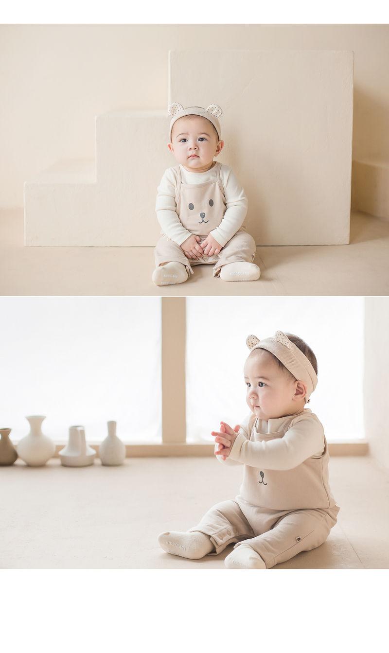 HAPPY PRINCE - Korean Children Fashion - #Kfashion4kids - Rubin Coveralls - 2