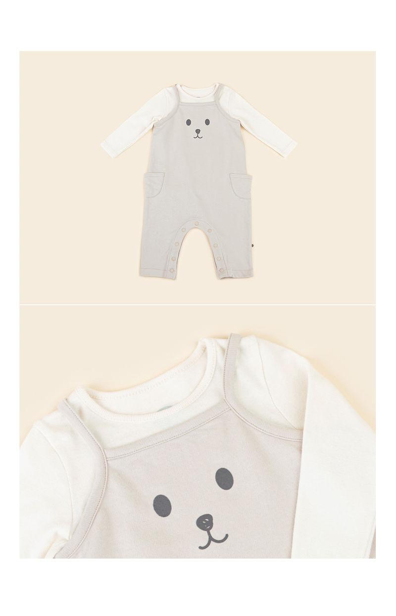 HAPPY PRINCE - Korean Children Fashion - #Kfashion4kids - Rubin Coveralls - 5