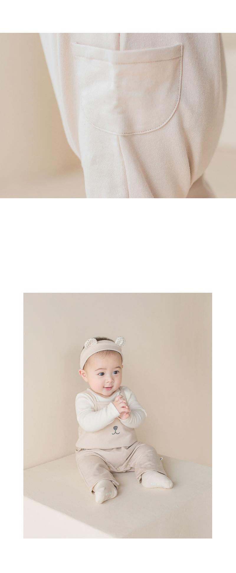 HAPPY PRINCE - Korean Children Fashion - #Kfashion4kids - Rubin Coveralls - 6
