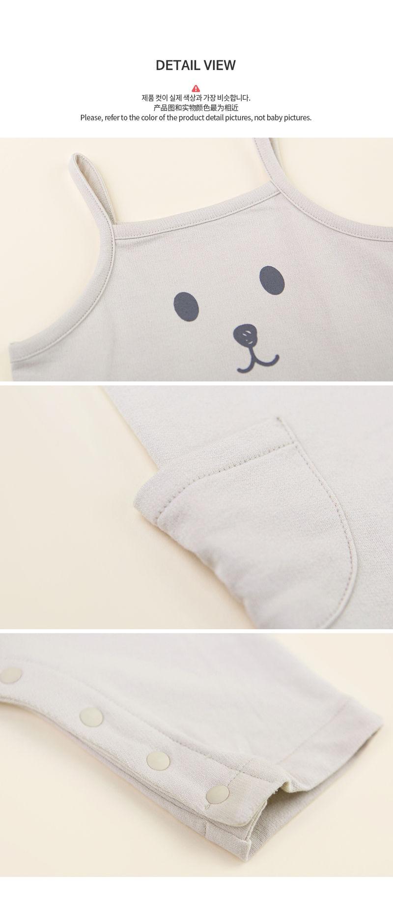 HAPPY PRINCE - Korean Children Fashion - #Kfashion4kids - Rubin Coveralls - 7