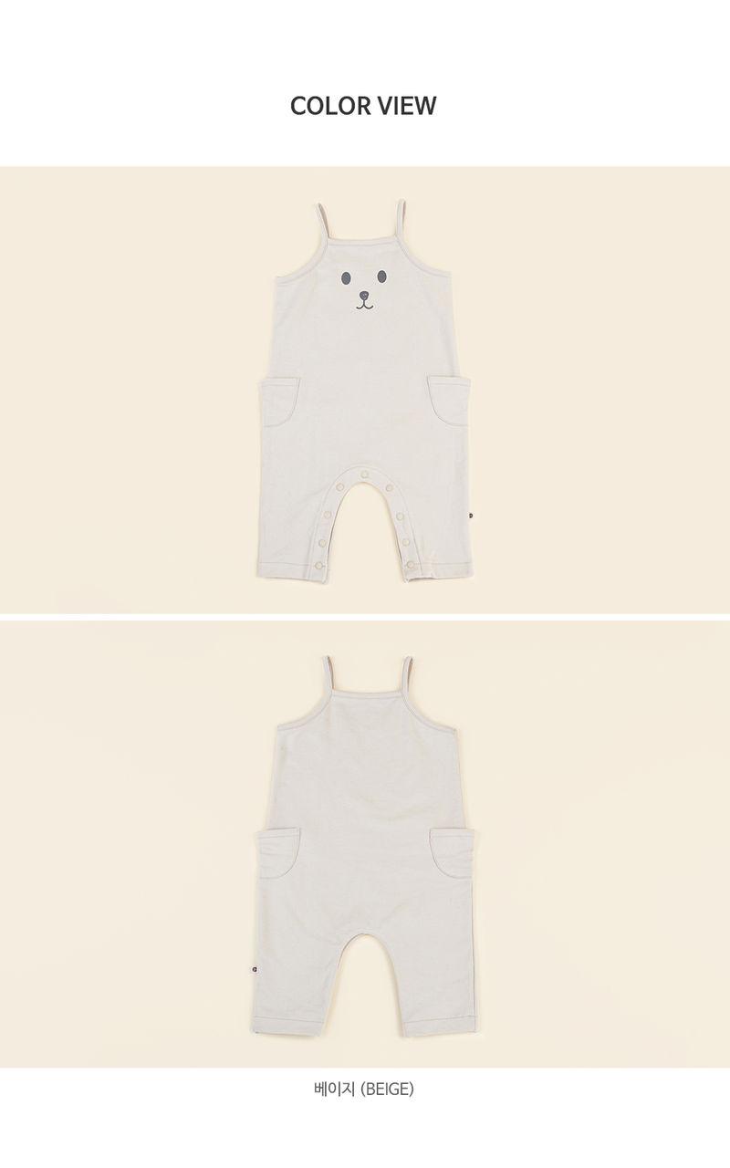 HAPPY PRINCE - Korean Children Fashion - #Kfashion4kids - Rubin Coveralls - 8
