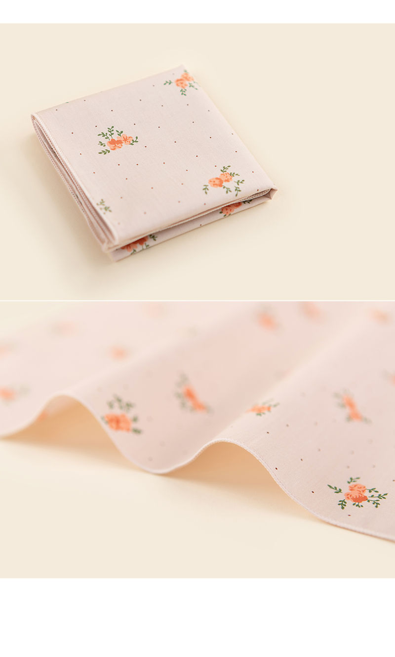HAPPY PRINCE - Korean Children Fashion - #Kfashion4kids - Rose Bowl Baby Scarf - 2