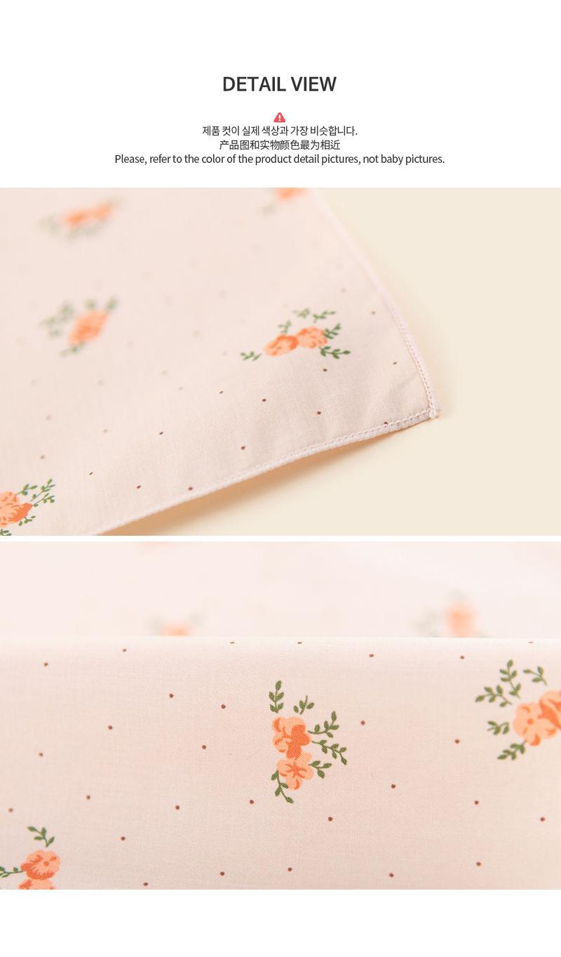 HAPPY PRINCE - Korean Children Fashion - #Kfashion4kids - Rose Bowl Baby Scarf - 4