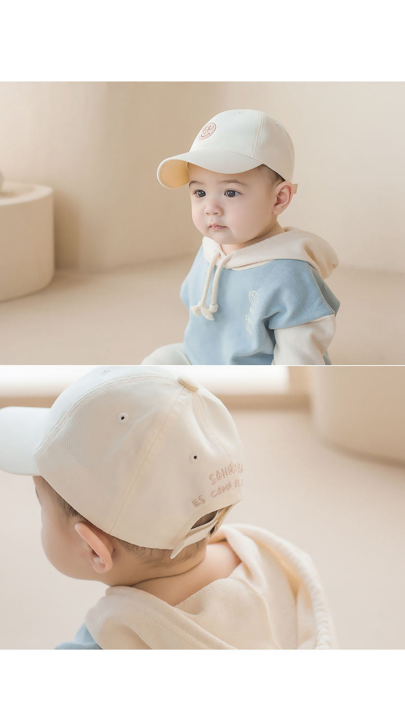 HAPPY PRINCE - Korean Children Fashion - #Kfashion4kids - Din Din Baby Ball Cap - 6