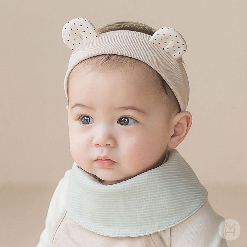 HAPPY PRINCE - BRAND - Korean Children Fashion - #Kfashion4kids - Din Din Baby Banana Bib