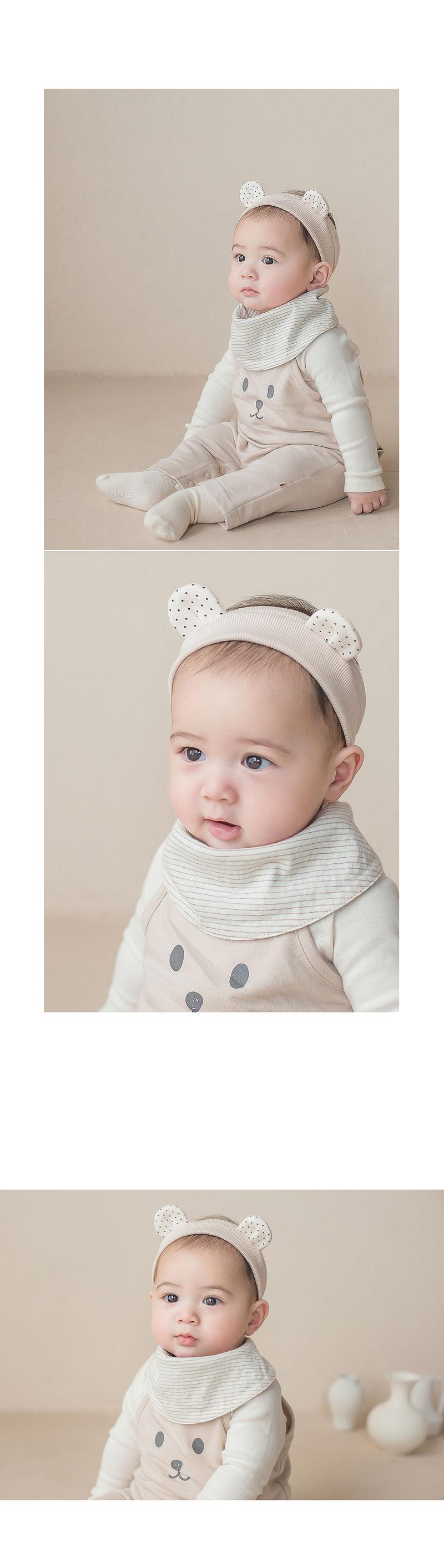 HAPPY PRINCE - Korean Children Fashion - #Kfashion4kids - Ruben Baby Banana Bib - 6