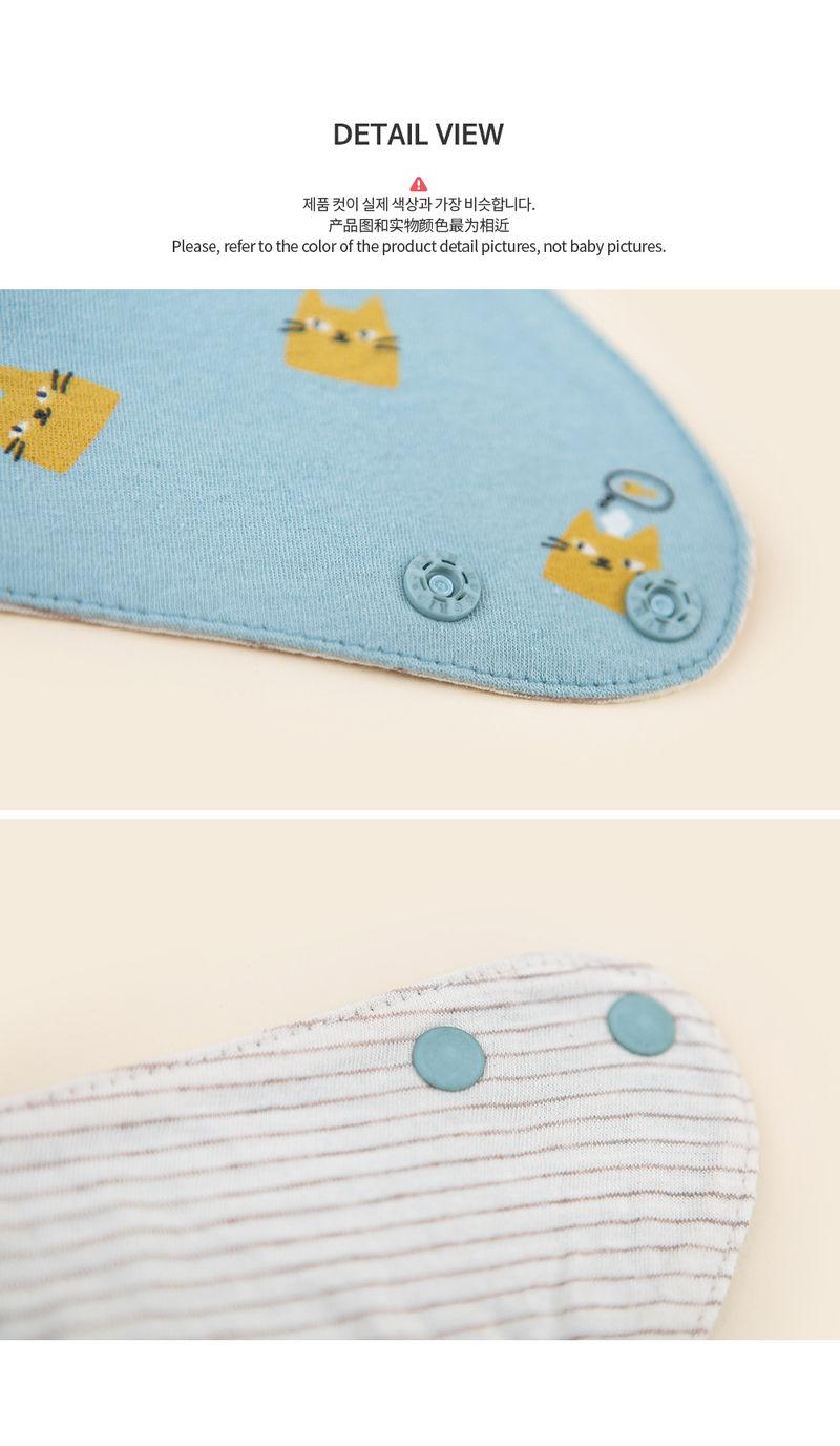 HAPPY PRINCE - Korean Children Fashion - #Kfashion4kids - Ruben Baby Banana Bib - 7